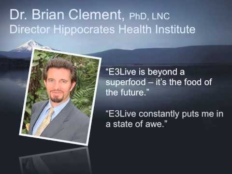 E3Live - Nature's Most Beneficial Superfood