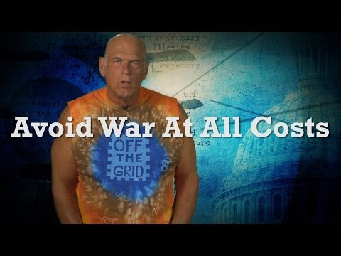 Ukraine: Avoid War At All Costs | Jesse Ventura Off The Grid - Ora TV