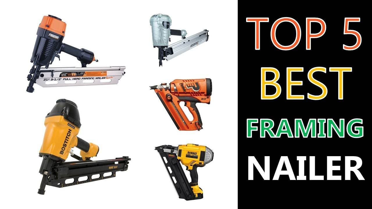 Best Framing Nailer 2018 - YouTube
