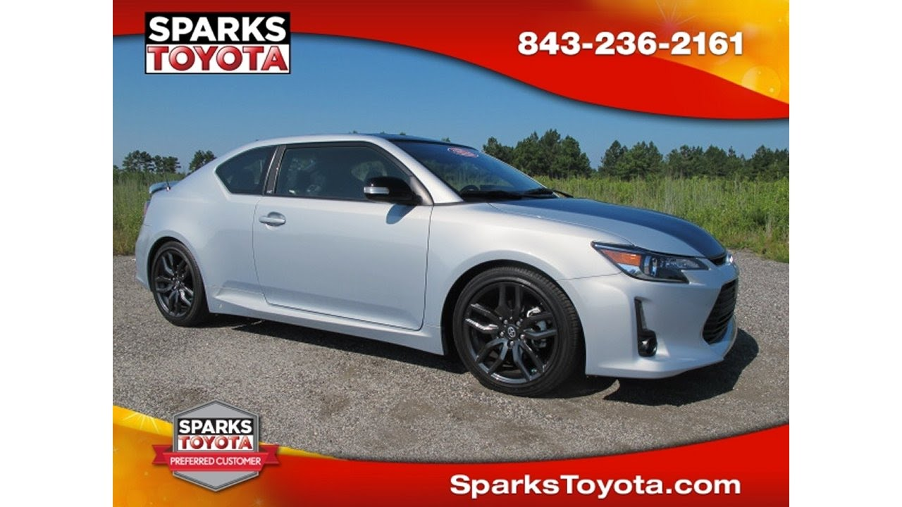 14 2134a 20014 Scion Tc Release Series Now At Sparks Toyota In Myrtle Beach Sc