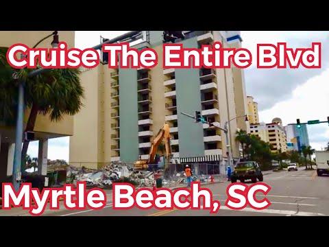 Ocean Boulevard Full POV | Myrtle Beach, SC