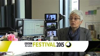 BBC Arabic Festival Judge, Liliane Landor مهرجان بي بي سي عربي