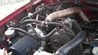 holset he351ve vgt turbo on ford 7 3 idi diesel