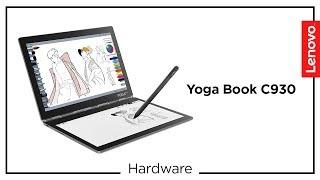 Yoga Book C930 – test – recenzja Hardware na Luzie #48