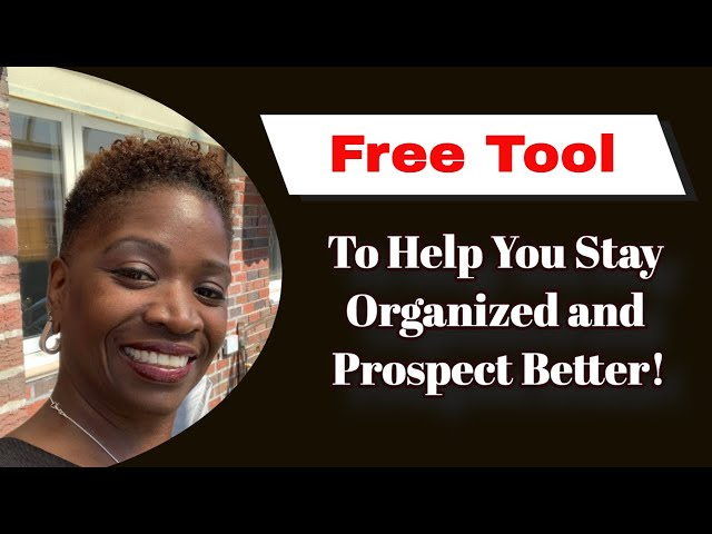 How To Stay Organized & Prospect Better | Get Penny Virtual Assistant