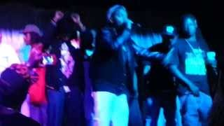 G. Battles - Live at the Tropicana Stockton Ca (Shady Nate & Con B Bday Bash)