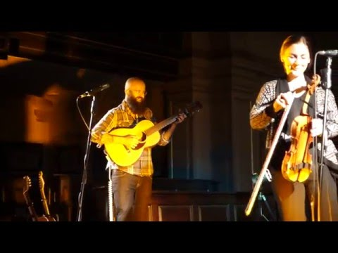 William Fitzsimmons - I Had To Carry Her (Virginia's Song) (Live)