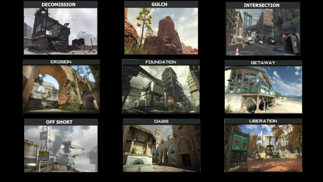HOW TO GET MW3 DLC MAPS - PC - TeknoMw3 only