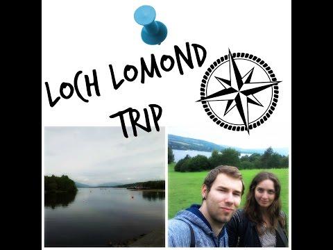 Travel Vlog: Loch Lomond - Balloch
