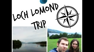 Travel Vlog: Loch Lomond - Balloch