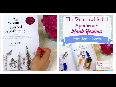 The Woman's Herbal Apothecary Book Review