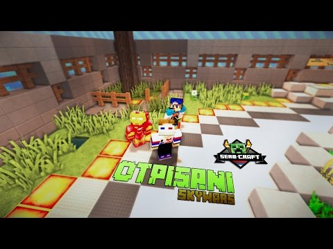"SERB-CRAFT - SkyWars - S3 - EP 6 - ""Otpisani"""