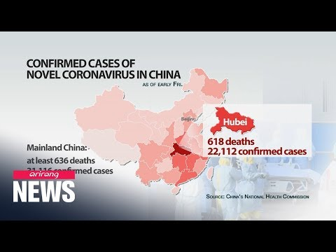 Latest On The Coronavirus In China And Across The World