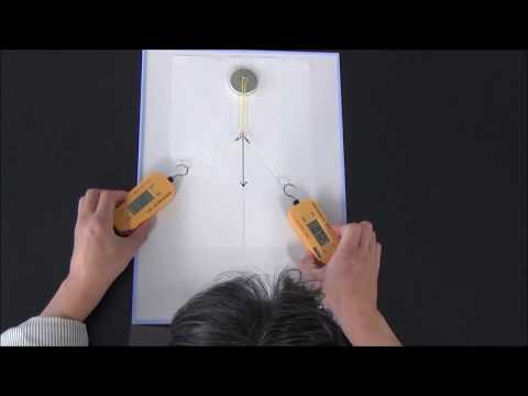 Measure Force With The Digital Newton Meter
