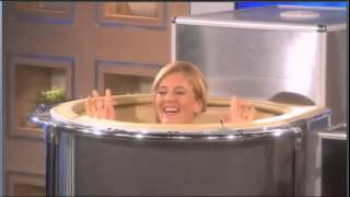 Dr. Oz Demonstrates Whole Body Cryotherapy