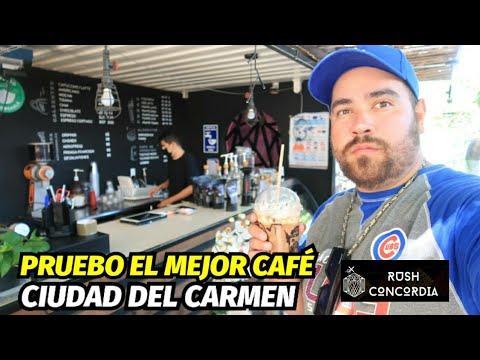 PRUEBO EL MEJOR CAFE DE CIUDAD DEL CARMEN CAMPECHE 🇲🇽