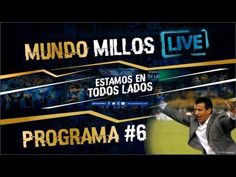 EN VIVO - Programa #6 con Mario Vanemerak MUNDO MILLOS Live