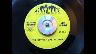 Batman Record - The Battiest Car Around [BT 97 A]
