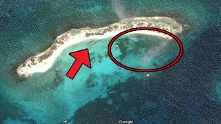 5 Unexplained Mysteries of Non-Existent Islands That Appeared On Maps...