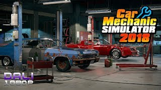 Car Mechanic Simulator 2018 PC Gameplay 1080p 60fps