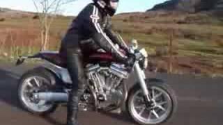 Wakan 100 Roadster - The sound, il rumore