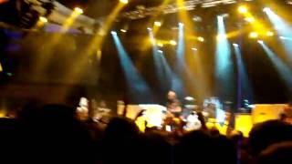 Jasey Rae -All Time Low Live @ Bamboozle 6/6/10
