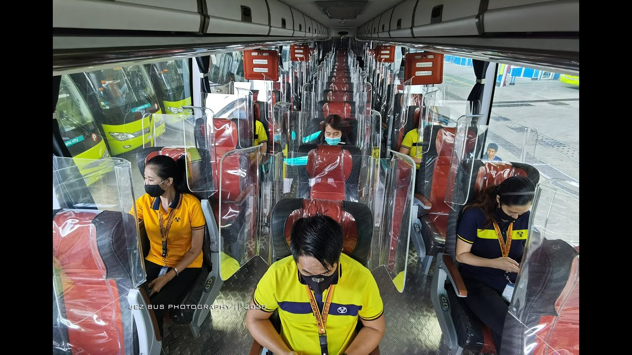 Will This Be The New Normal Of Bus Commute In The Philippines Youtube