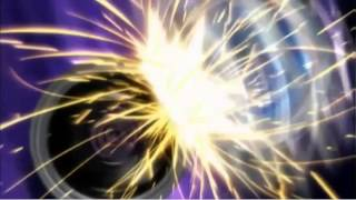 Beyblade Metal Fury Special Move:Super Cosmic Nova
