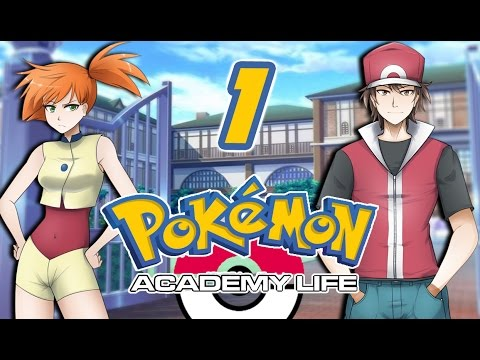 Pókemon Academy Life - SCHOOL TIME!!! - #1 - ML