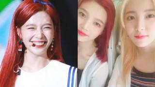 [Redvelvet] Joy Kpop Idol funny Monent 2017