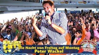 Die Nacht von Freitag auf Montag - Peter Wackel - Ballermann Hits