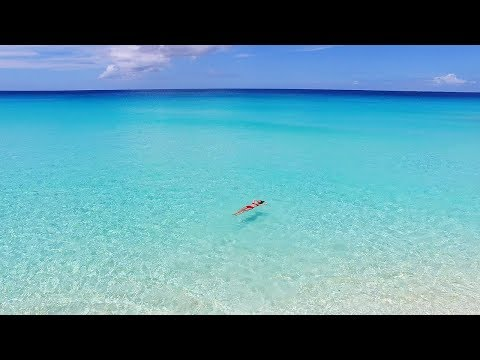 30 Minutes Relaxing on The Beach: Meads Bay, Anguilla (4K)