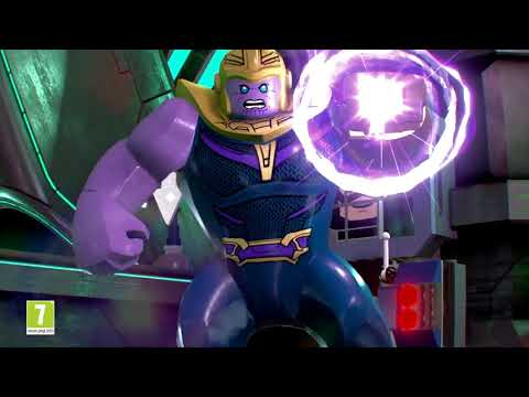 Official LEGO® Marvel Super Heroes 2 Marvel's Avengers: Infinity War Trailer
