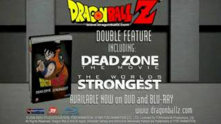 Dragon Ball Z - Dead Zone / Worlds Strongest Double Feature Trailer