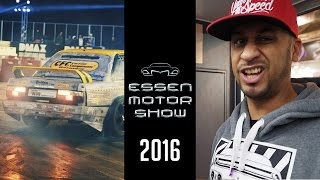 JP Performance - ESSEN MOTOR SHOW 2016