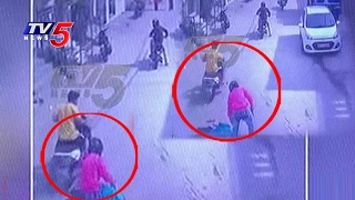 Murder Caught On CCTV | Clash during cricket match | Delhi | TV5 News