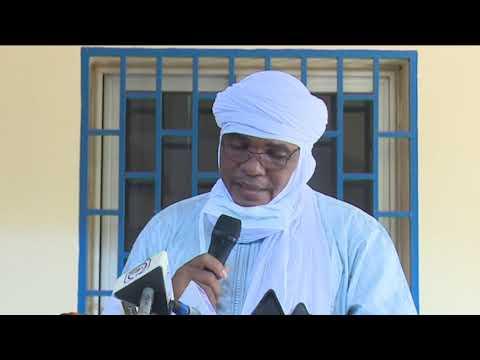 Don de matériel au CERMES par Orano Mining Niger