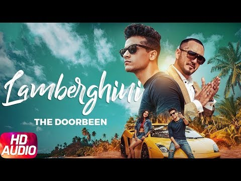 Lamberghini  Audio Song  The Doorbeen Feat Ragini  Speed Records