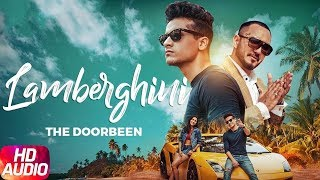 Gambar cover Lamberghini | Audio Song | The Doorbeen Feat Ragini | Speed Records