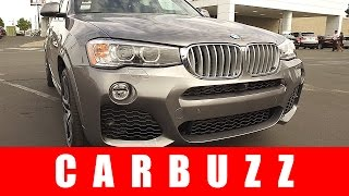 2017 BMW X3 Unboxing - The Best Compact Crossover?