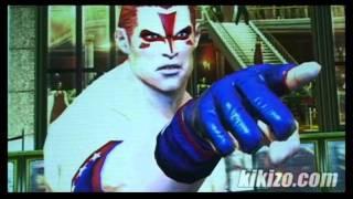 Virtua Fighter 5 First Trailer at JAMMA AM-Show 2005