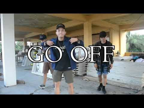 Go Off by Dawin - Dance Choreography