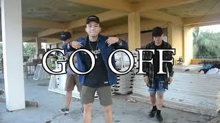 Go Off by Dawin - Dance Choreography