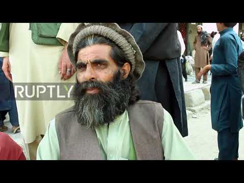 Afghanistan: Taliban members urge Khost residents to return to normal life