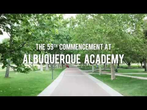 The 59th Commencement at Albuquerque Academy