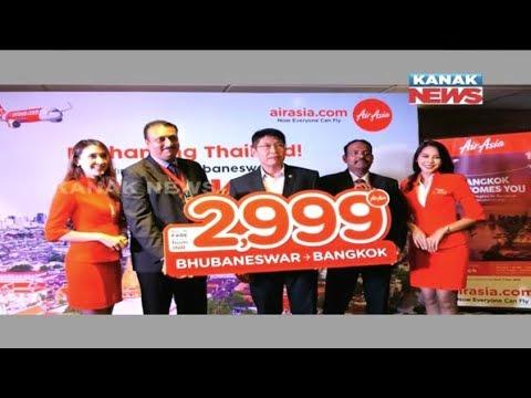 Airasia Flights from Bhubaneswar to Bangkok On Just Rs 2999