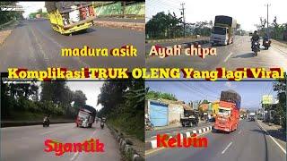 """Gambar cover """"Truk Oleng"""" komplikasi truk oleng yang viral akhir ini."""
