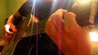 MỘT CHÚT QUÊN ANH THÔI - [official lyric - no eng lyric - guitar cover]