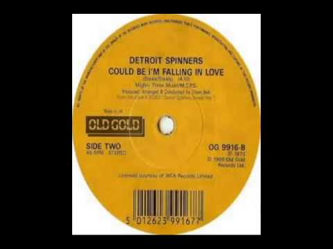 Spinners - Could It Be I'm Falling In Love (1973)