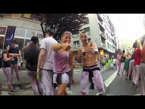 SANTIAGOS 2012 ERMUA - LA PRESEN DESDE DENTRO